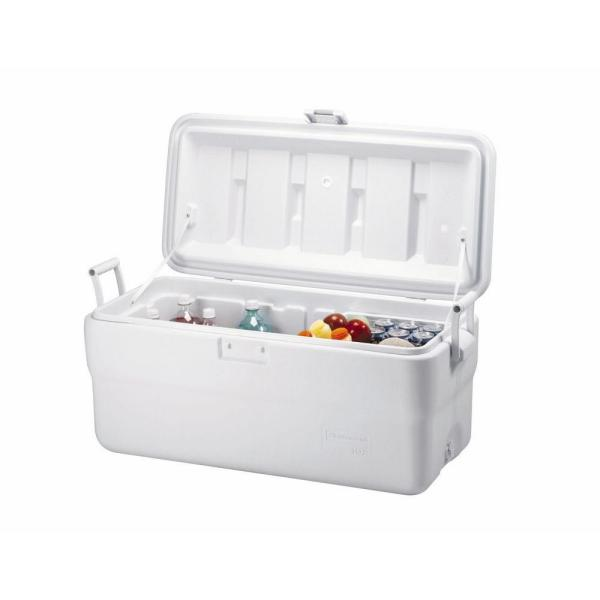 Rubbermaid 102 Qt. Marine Chest Cooler
