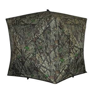 TrueTimber Camo V-1 5-Hub Hunting Ground Blind with Quick & Easy Set-up and Take... by TrueTimber Camo