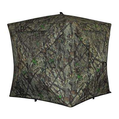 V-1 5-Hub Hunting Ground Blind with Quick & Easy Set-up and Take down,Shoot through Mesh,Silent Hook and Loop Windows