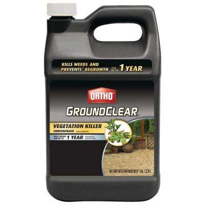 GroundClear 1 gal. Vegetation Killer Concentrate