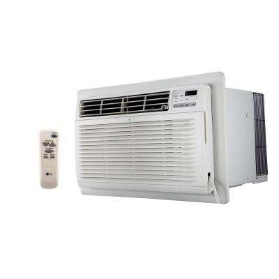 10,000 BTU 230-Volt Through-the-Wall Air Conditioner with Heat and Remote Control