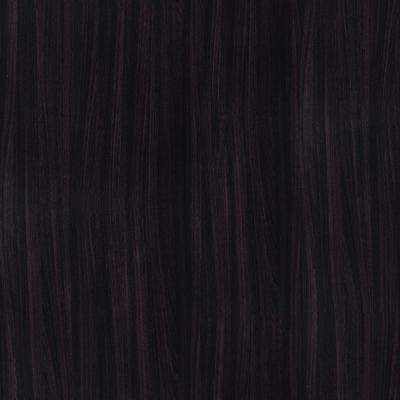 5 in. x 7 in. Laminate Countertop Sample in Blackened Legno with AbsoluteMatte Finish