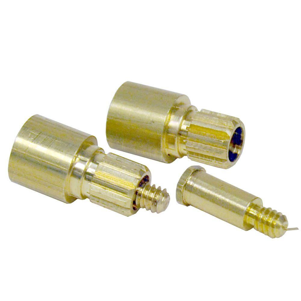 DANCO Stem Extension Kit in Brass for Price Pfister Faucets