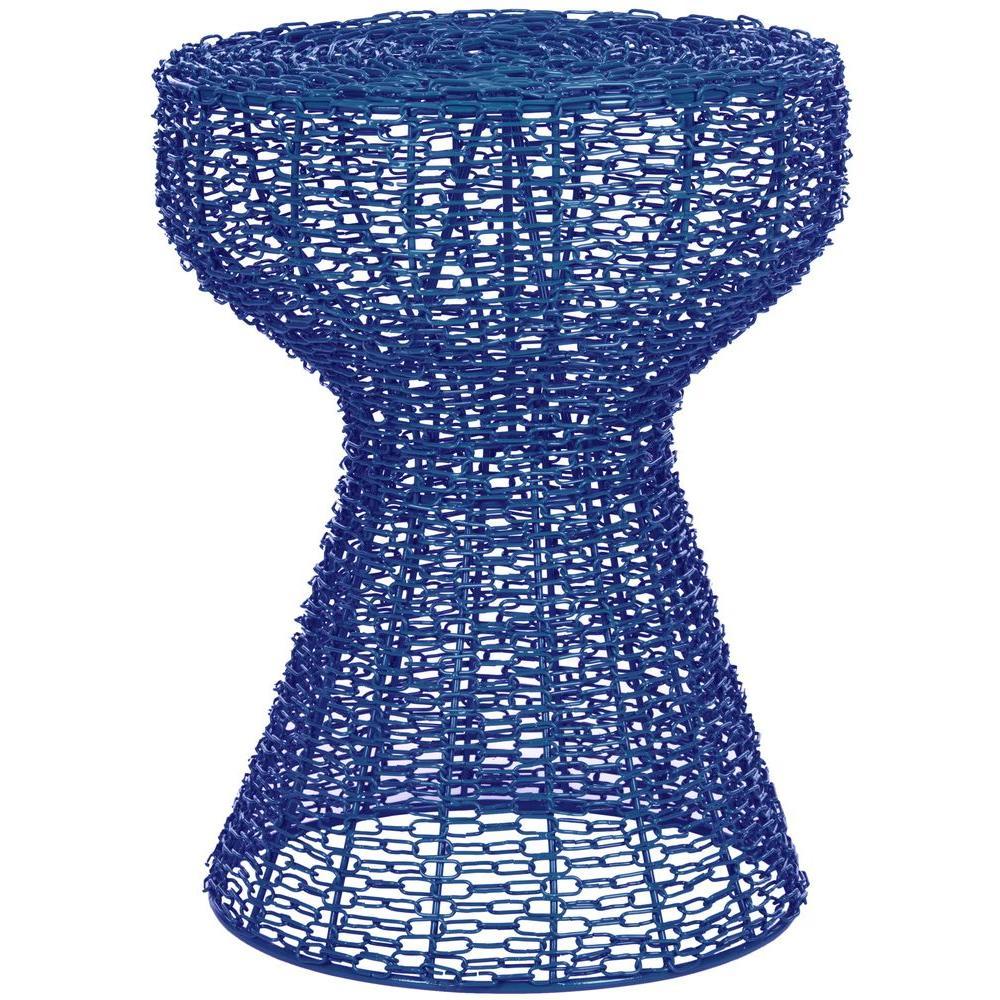 Safavieh Tabitha Dark Blue End Table