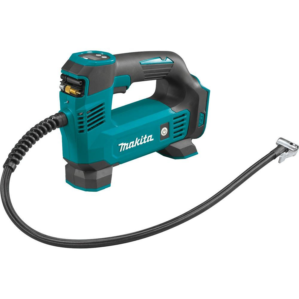 Makita 18Volts LXT Lithium-Ion Cordless Inflator (Tool-Only)