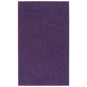 Nance Industries OurSpace Bright Purple 5 ft. x 7 ft. Indoor Area Rug by Nance Industries