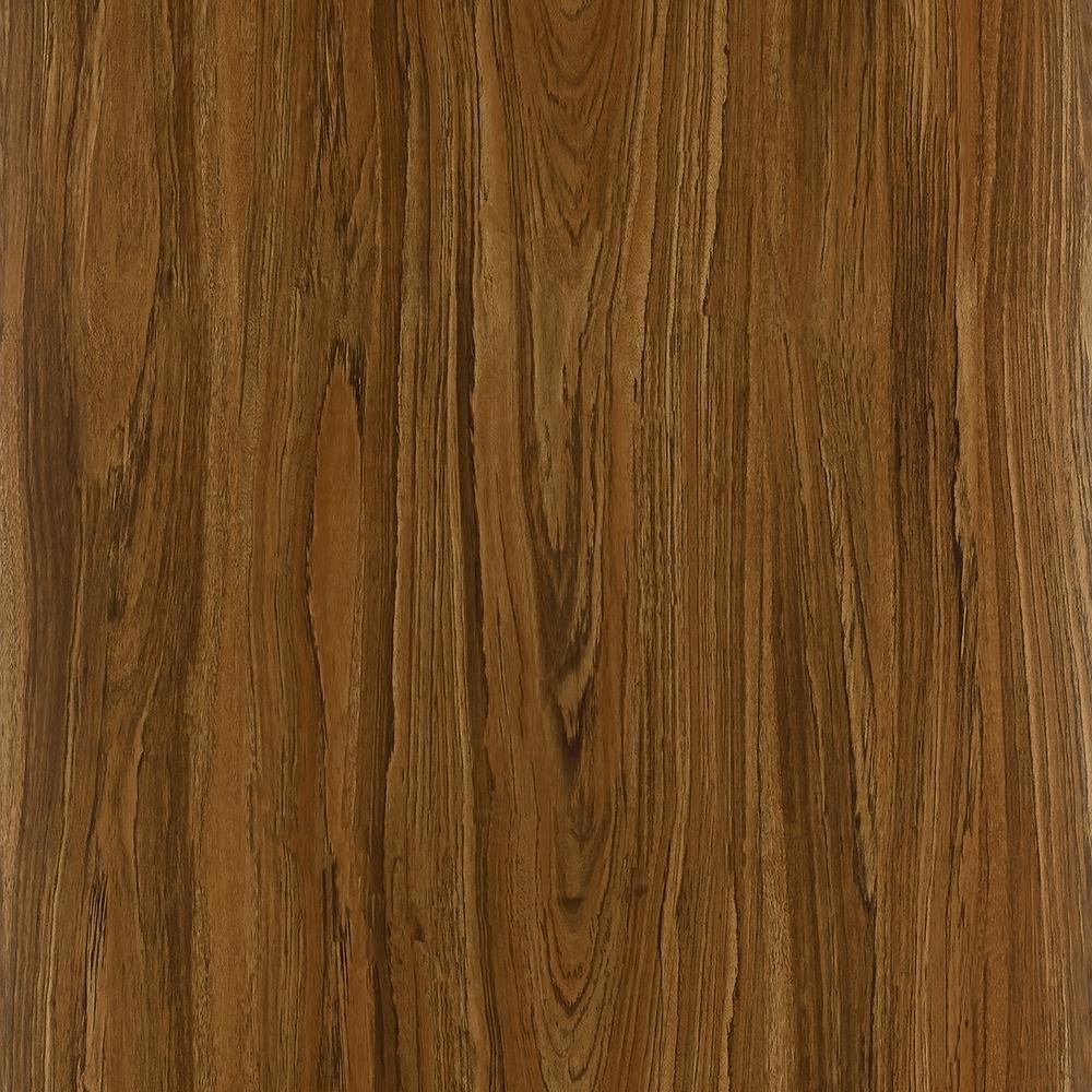TrafficMASTER Take Home Sample - Rosewood Luxury Vinyl Plank Flooring - 4 in. x 4 in.