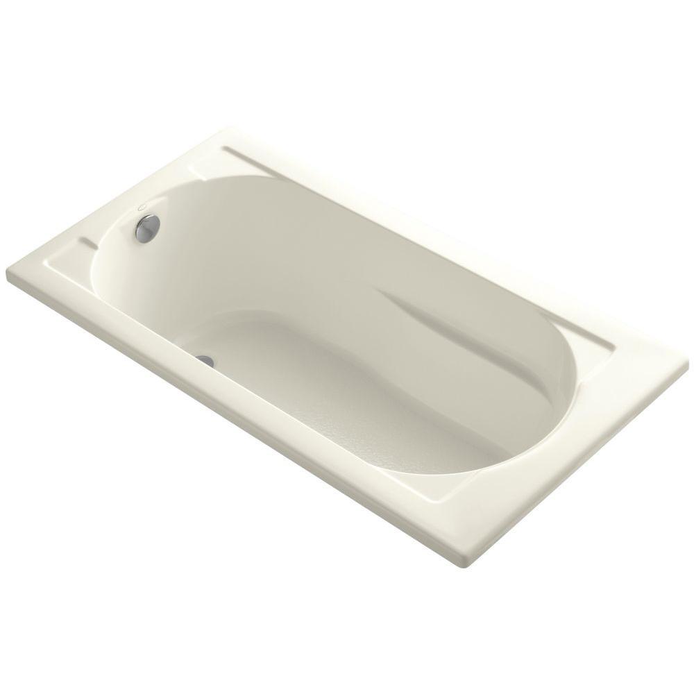 Kohler Devonshire 5 Ft Reversible Drain Soaking Tub In