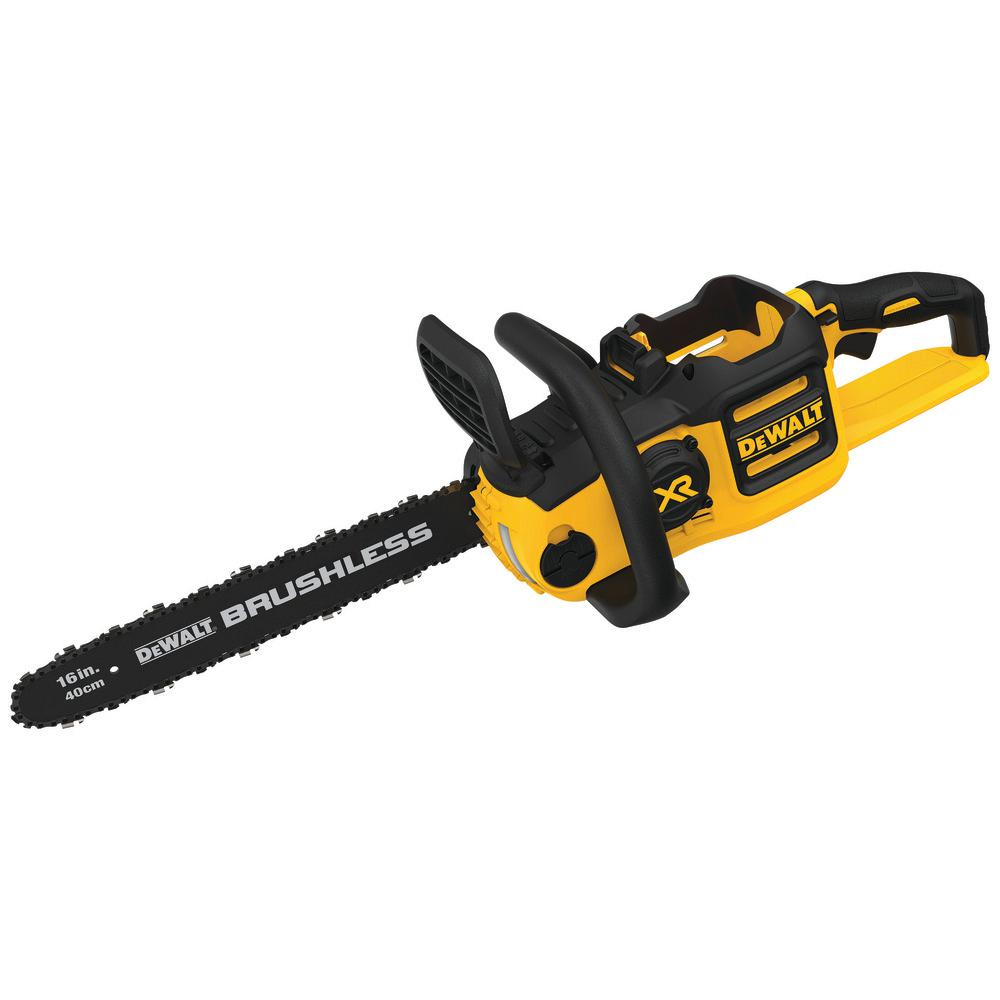 DEWALT 16 in. 40-Volt MAX Lithium-Ion Electric Cordless Chainsaw (Tool-Only)