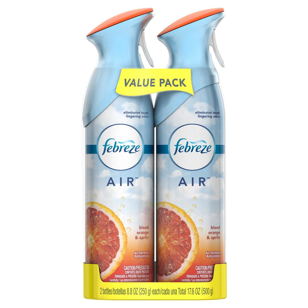 AIR 8.8 oz. Blood Orange and Spritz Air Freshener Spray (2-Pack)