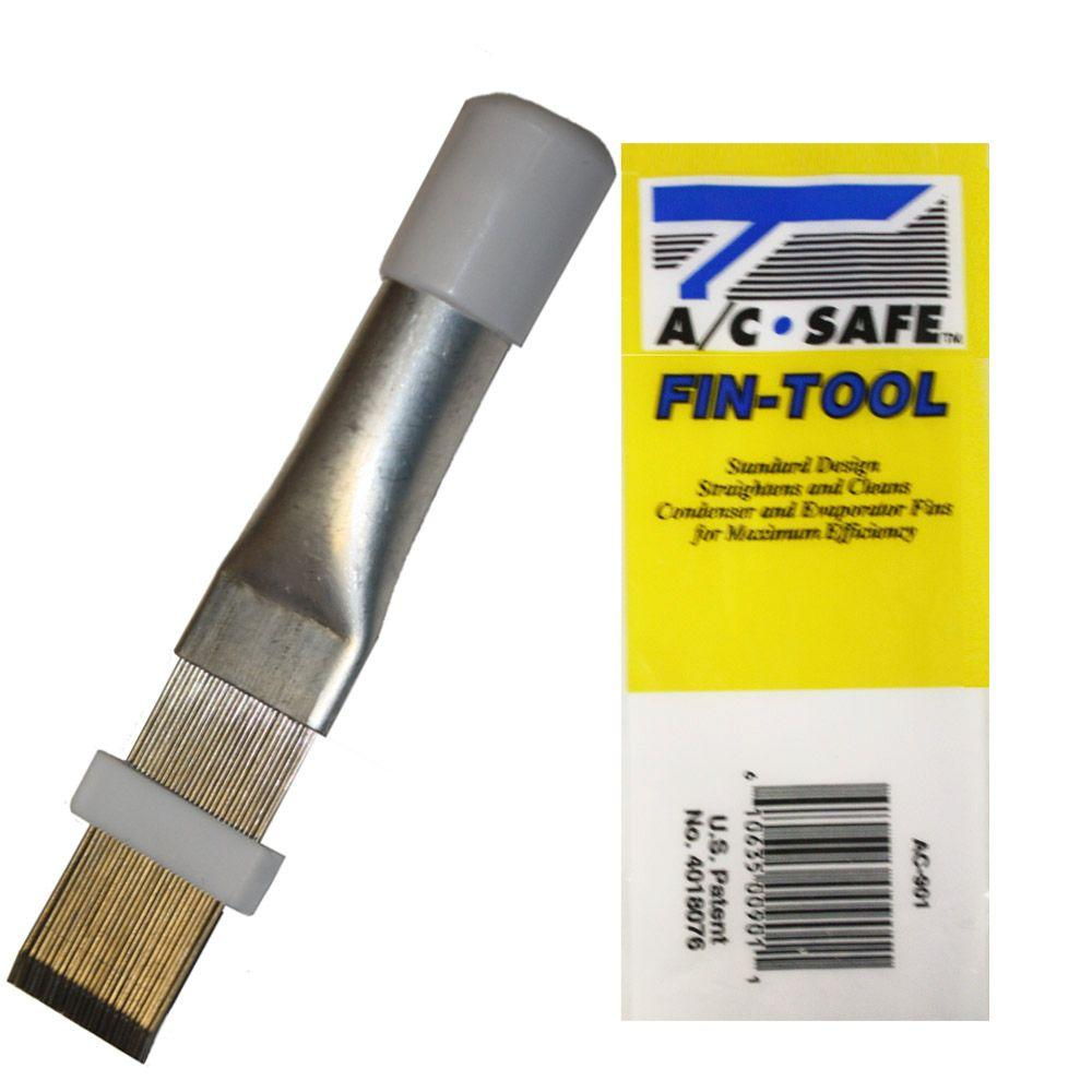 ac safe air conditioner fin repair tool ac 901 the home depot