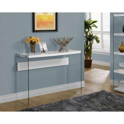 monarch specialties - white - console tables - accent tables - the