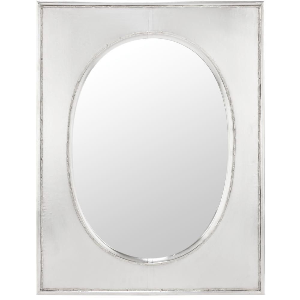 Conner Silver Decorative Mirror