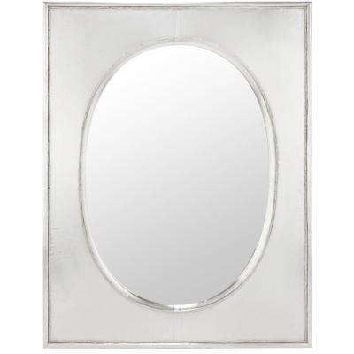 Conner Silver Decorative Mirror