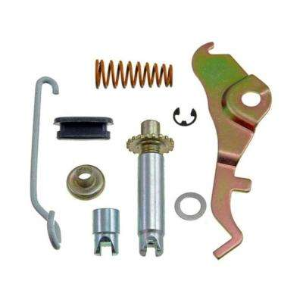 Drum Brake Self Adjuster Repair Kit - Rear Right
