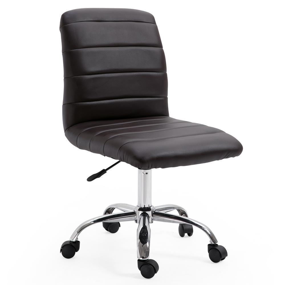 Polox Brown Task Chair