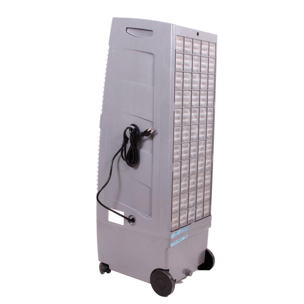 1,100 CFM 3-Speed Portable Evaporative Cooler (Swamp Cooler) for 400 sq. ft.