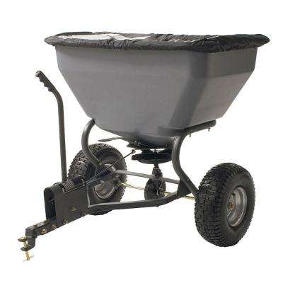 200 lb. ATV Tow Broadcast Spreader