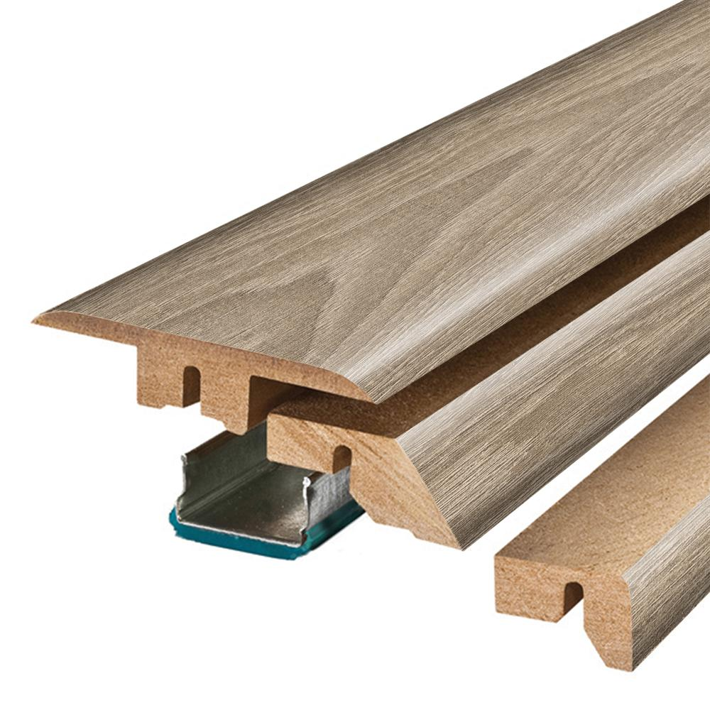 Pergo Flooring Rustic Wood 3/4 in. Thick x 2-1/8 in. Wide...