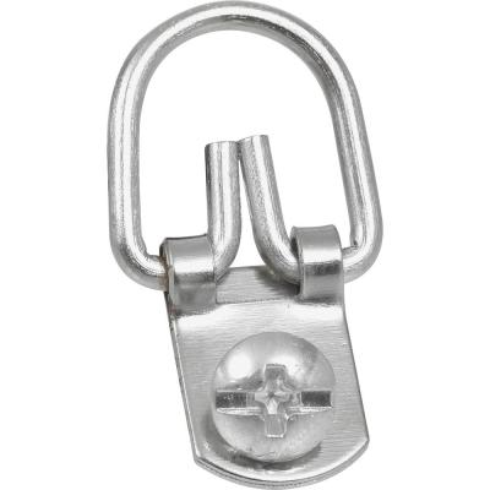 1-Hole D-Rings Hanger Value Box (14-Pack)