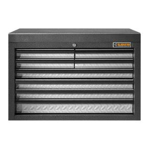 Click here to buy Gladiator Premier Series 26 inch W 8-Drawer Tool Chest by Gladiator.
