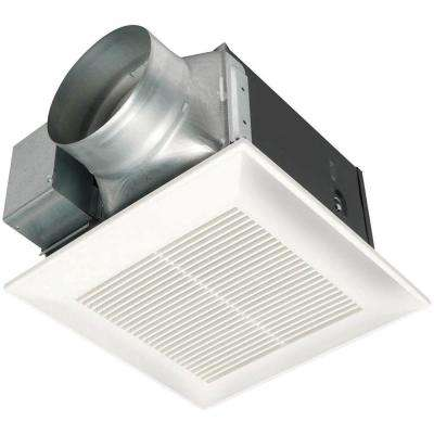 WhisperCeiling 150 CFM Ceiling Exhaust Bath Fan, ENERGY STAR*