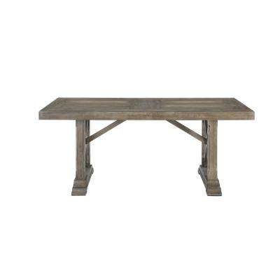 Boyden Antique Oak Dining Table