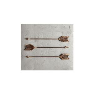 Metal Arrow Wall Sculpture