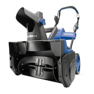 Snow Joe 18 inch 40-Volt Lithium-Ion Hybrid Cordless Electric Snow Blower Remanufactured by Snow Joe