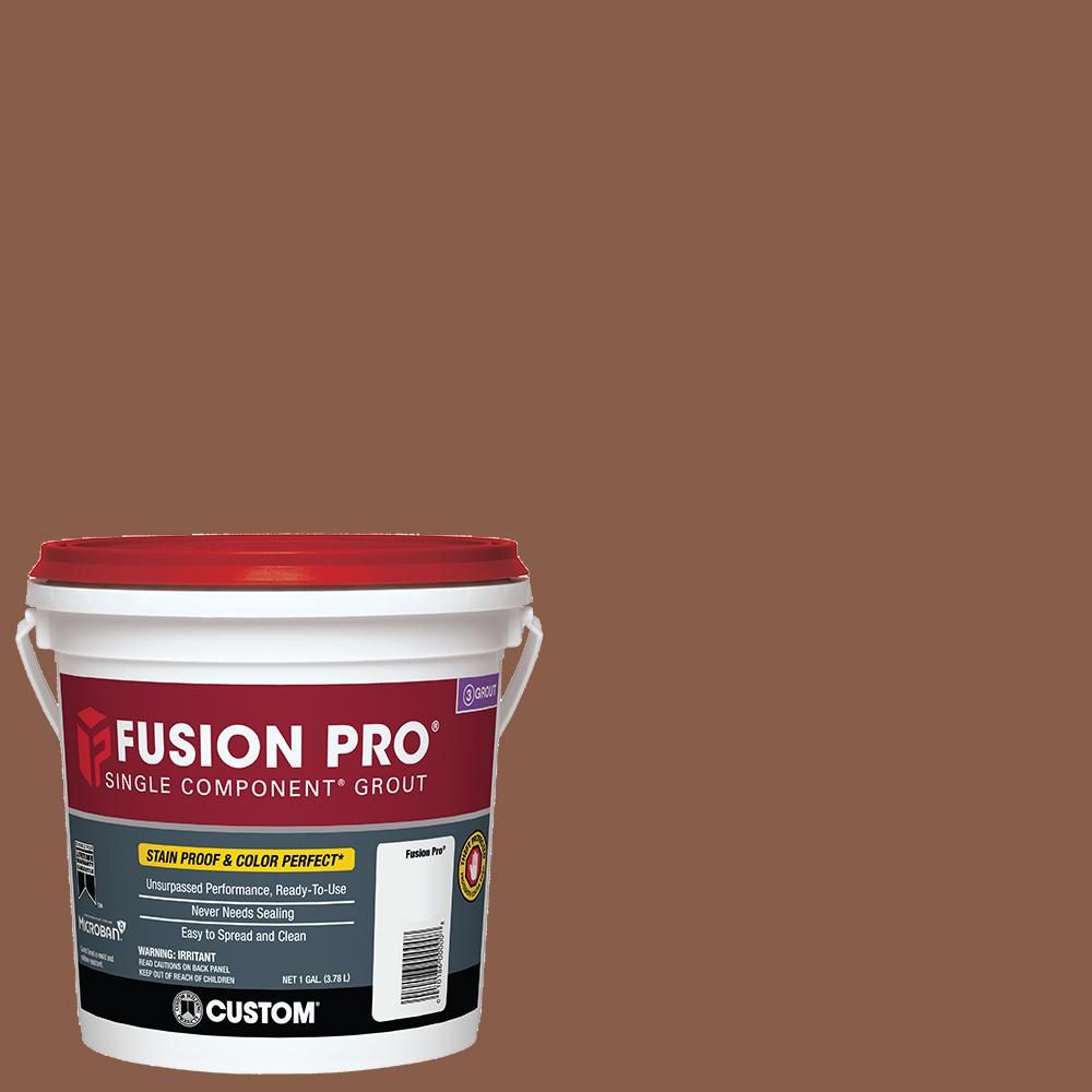 Fusion Pro #50 Nutmeg 1 Gal. Single Component Grout
