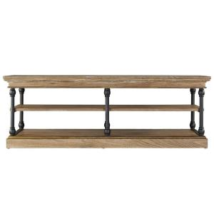Manor Drive Vintage Oak Coffee Table