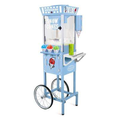 Vintage Cart Snow Cone Maker