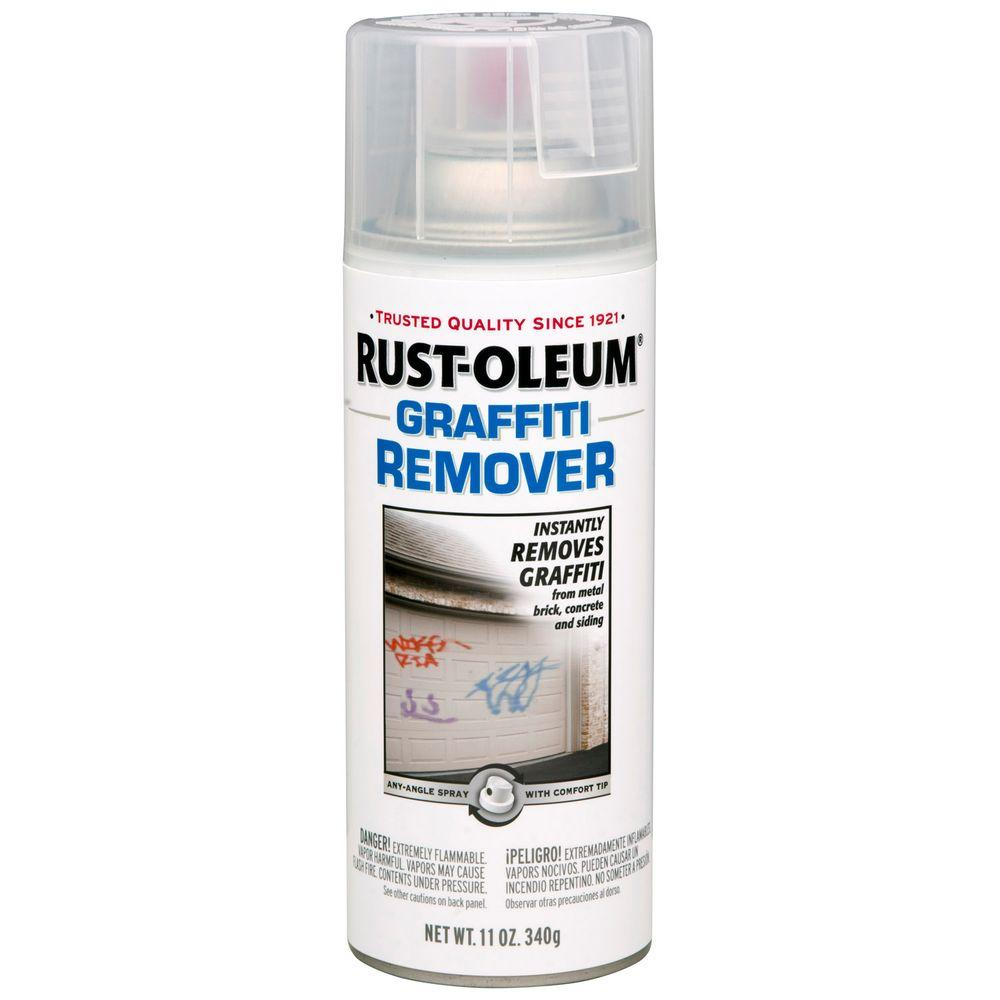 Rust-Oleum Stops Rust 11 oz. Graffiti Remover Paint Spray...