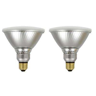 100-Watt Equivalent PAR38 Ultra Bright LED Light Bulb (2-Pack)
