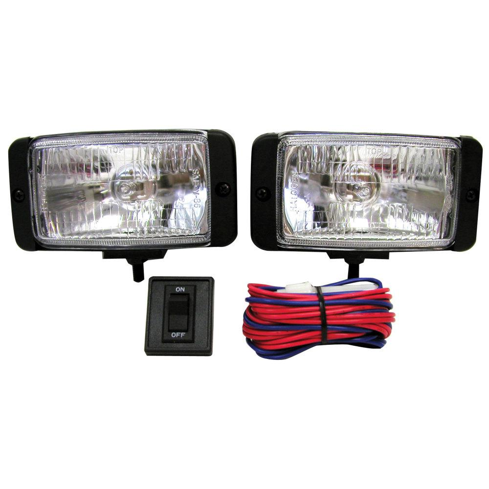 Peterson Manufacturing 566 Nighcher Lx Driving Lights