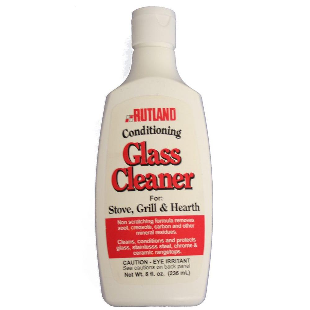 cleaner bottle products spareline glass cleaning fireplace