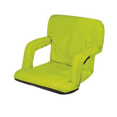 Lime Green Ventura Seat Portable Recreational Recliner