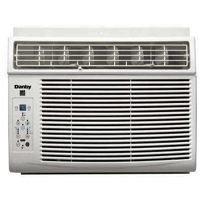 10000 BTU Window Air Conditioner with Remote