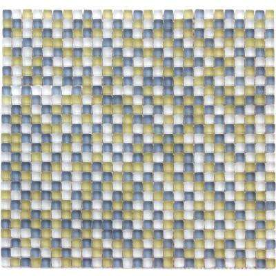 Atlantis Capri 11-3/4 in. x 11-3/4 in. x 6 mm Glass Wall Tile (9.58 sq. ft. / case)