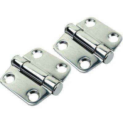 1-1/2 in. x 1-9/16 in. Friction Hinge