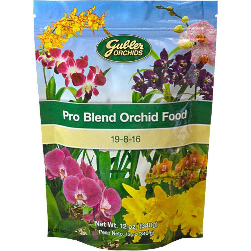 Gubler Pro-Blend .75 lb. Orchid Food