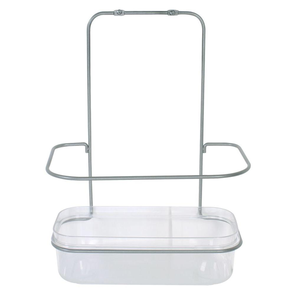 Rubbermaid Back Of Cabinet Clear Plastic Organizer