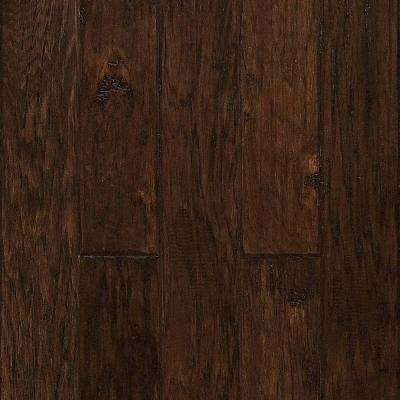 Take Home Sample - Troubadour Hickory Madrigal Engineered Hardwood Flooring - 5 in. x 8 in.