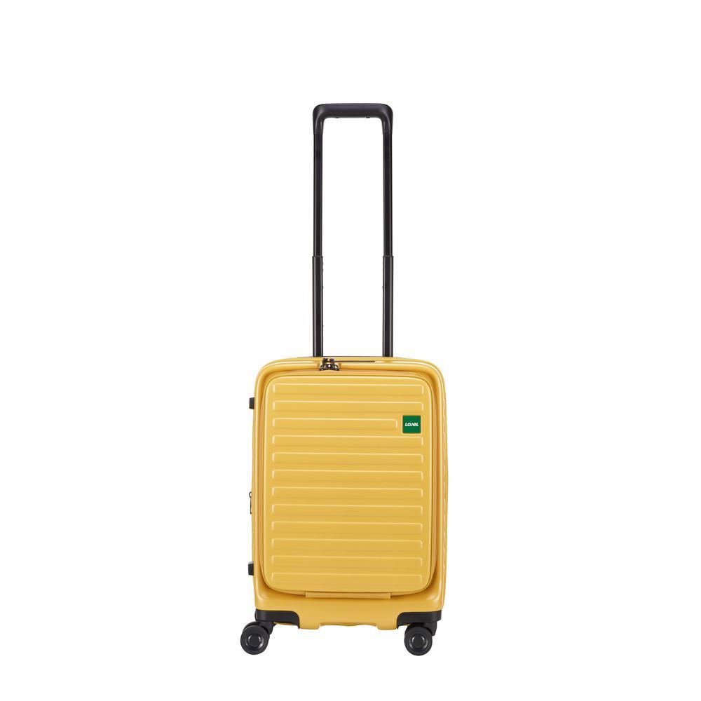 Cubo 21 in. Carry-On in Mustard