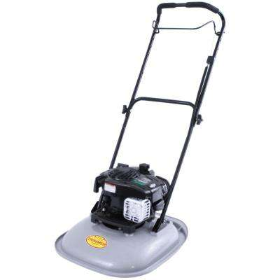 19 in. Briggs & Stratton Gas Walk Behind Push Tri-Blade Hover Lawn Mower