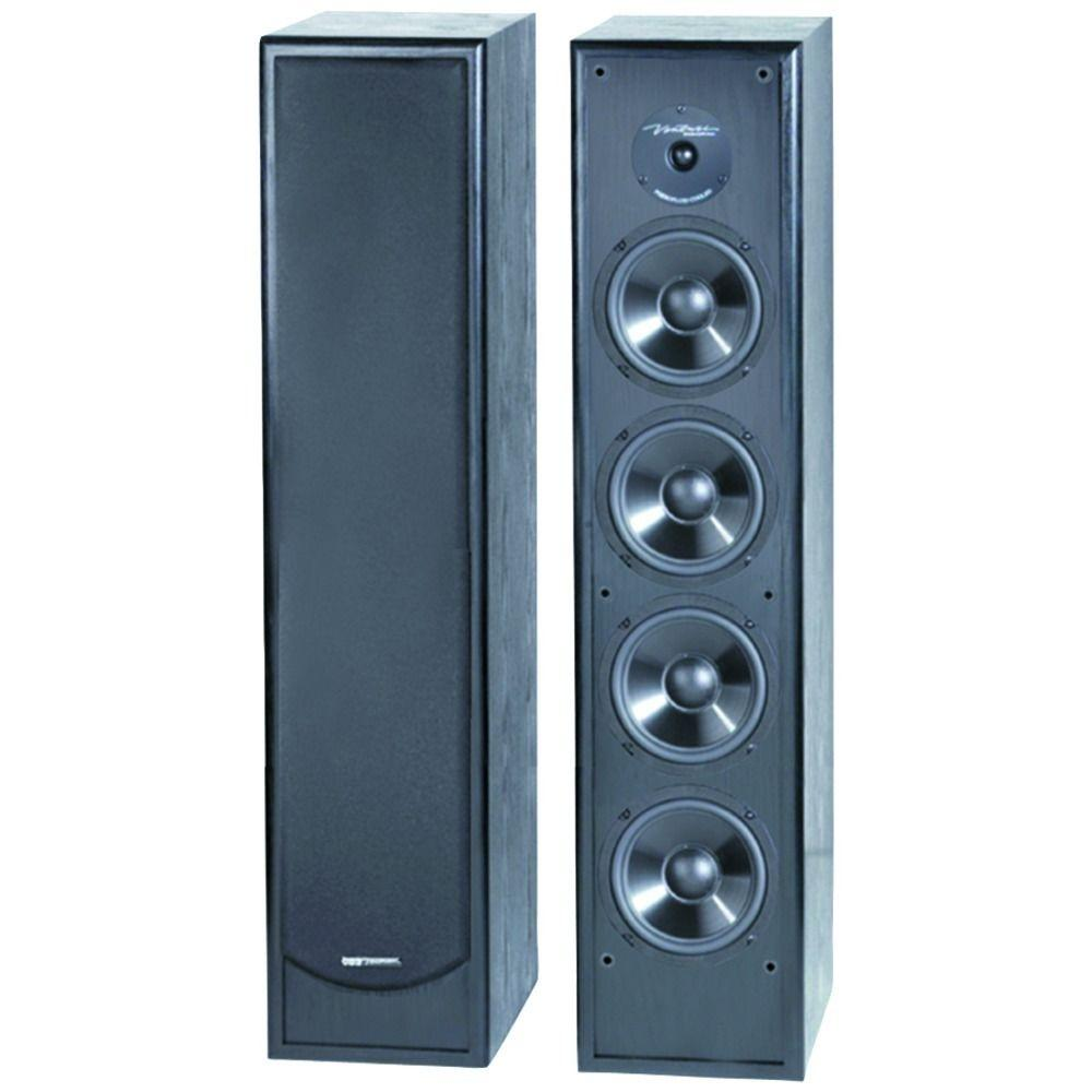 Venturi 6 1/2 in. 200-Watt 2-Way Tower Speaker