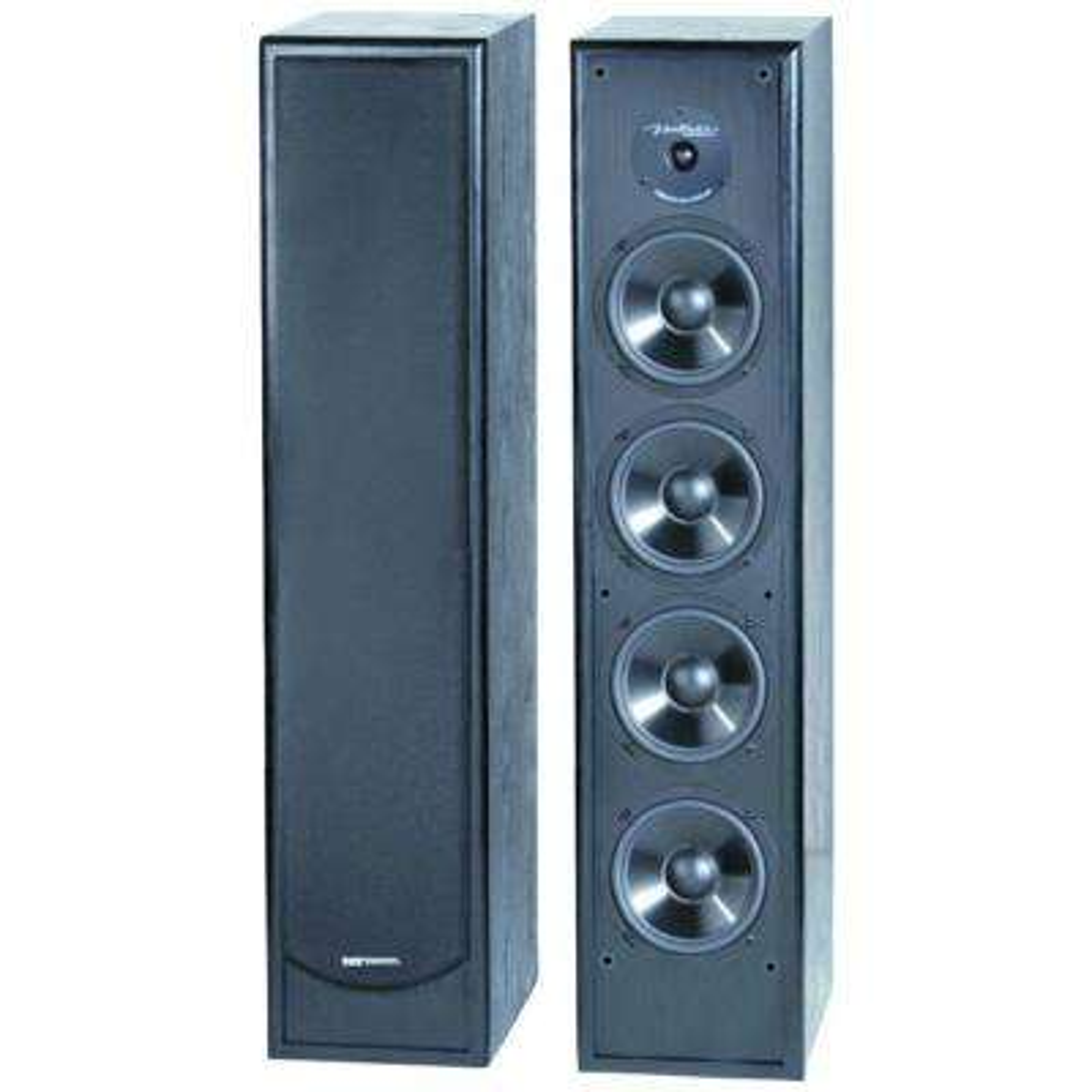 Venturi 6 1/2 in. 200-Watt 2-Way Tower Speaker
