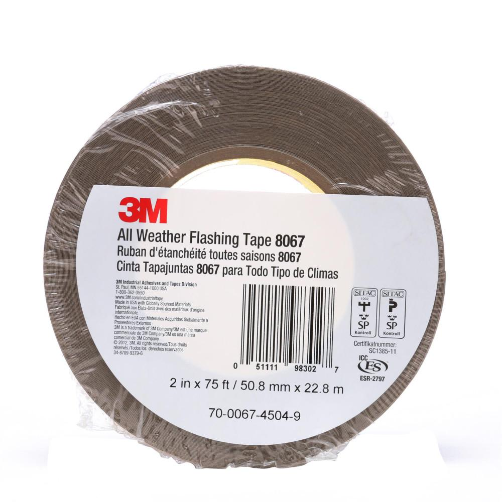 3M All Weather Flashing Tape - 8067 Tan Slit Liner
