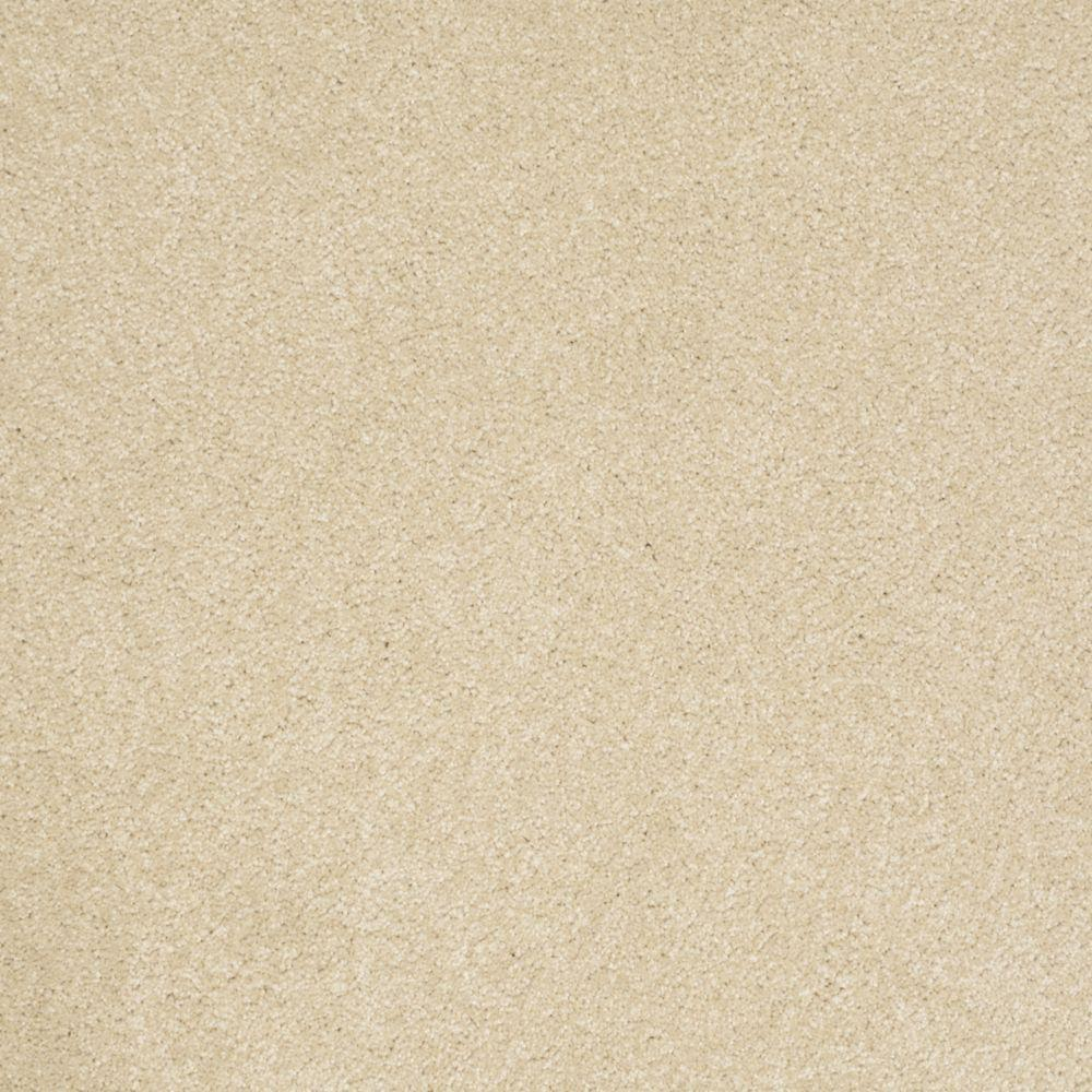 Martha Stewart Living Elmsworth - Color Ash Bark 6 in. x 9 in. Take Home Carpet Sample