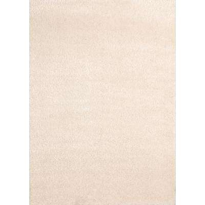 Lisa Beige 5 ft. x 7 ft. Indoor Area Rug